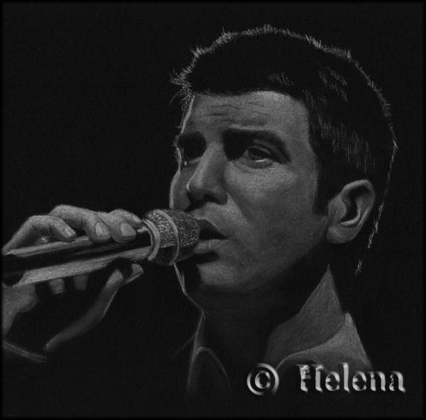 Sébastien Izambard by Helenadiva